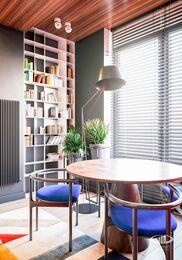Дизайн интерьера однокомнатной квартиры в ЖК Достояние | Фото №3