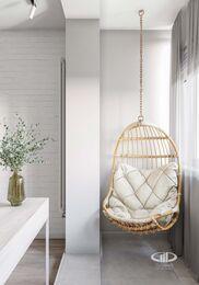 Дизайн интерьера большой квартиры в современном стиле | 3d-визуализация №14