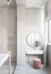 Дизайн интерьера большой квартиры в современном стиле | 3d-визуализация №7