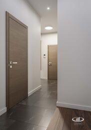 Дизайн интерьера трехкомнатной квартиры в ЖК Достояние современный стиль | 3d-визуализация №10
