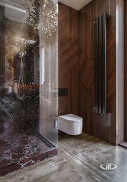 Дизайн 3-комнатной квартиры в ЖК Вишневый сад | Фото №10