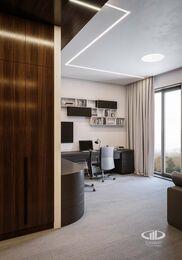 Дизайн 3-комнатной квартиры в ЖК Вишневый сад | Фото №16