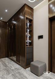 Дизайн 3-комнатной квартиры в ЖК Вишневый сад | Фото №21