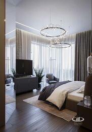 Дизайн 3-комнатной квартиры в ЖК Вишневый сад | Фото №6