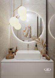 Дизайн интерьера квартиры-студии в ЖК Династия   Фото №10