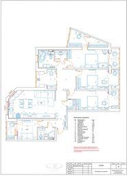 Дизайн интерьера большой квартиры в современном стиле | Планировка