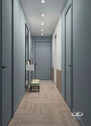 Дизайн интерьера четырехкомнатной квартиры в ЖК Balchug Viewpoint | 3d-визуализация №18