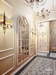 Квартира в классическом стиле | Визуализация №6