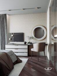 Дизайн интерьера квартиры в ЖК Резиденция Монэ | Фото №10