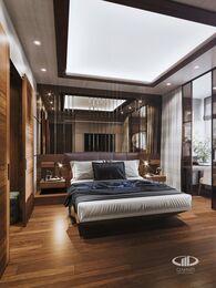 Дизайн интерьера квартиры в ЖК Авеню 77   Стиль Ар-Деко   Фото №6
