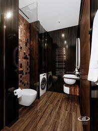 Дизайн интерьера квартиры в ЖК Авеню 77   Стиль Ар-Деко   Фото №9
