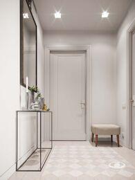 Дизайн интерьера 3-х комнатной квартиры в ЖК Лица | Современный стиль | 3d-визуализация №13