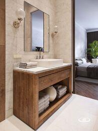 Дизайн интерьера 3-х комнатной квартиры в ЖК Лица | Современный стиль | 3d-визуализация №21
