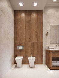 Дизайн интерьера 3-х комнатной квартиры в ЖК Лица | Современный стиль | 3d-визуализация №22
