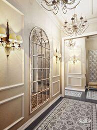 Дизайн интерьера 3-комнатной квартиры в ЖК Мосфильмовский   Фото №6