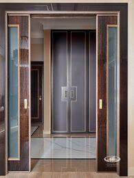 Дизайнерский ремонт квартиры в ЖК Сердце Столицы фото №2 | Прихожая