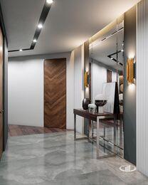 Дизайн интерьера квартиры в ЖК Резиденция Монэ | Фото №11