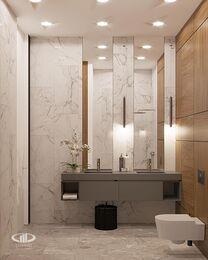 Визуализация интерьера квартиры в ЖК Balchug Viewpoint | Современный стиль | Фото №22