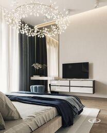 3D-визуализация дизайна интерьера квартиры в современном стиле | ЖК RedSide фото №8