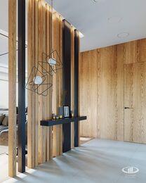 Дизайн интерьера квартиры в стиле минимализм в ЖК Лица | Фото №6