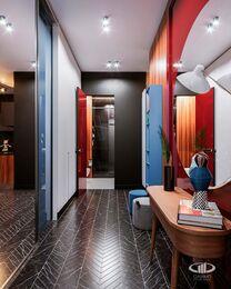 Дизайн интерьера однокомнатной квартиры в ЖК Достояние | Фото №18