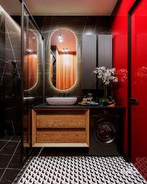 Дизайн интерьера однокомнатной квартиры в ЖК Достояние | Фото №15