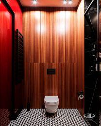 Дизайн интерьера однокомнатной квартиры в ЖК Достояние | Фото №16