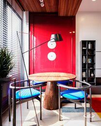 Дизайн интерьера однокомнатной квартиры в ЖК Достояние | Фото №2