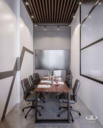 Дизайн-интерьера офиса в современном стиле | Фото №2