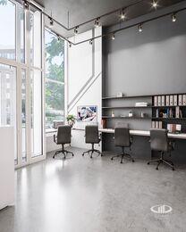 Дизайн-интерьера офиса в современном стиле | Фото №4