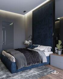 Квартира в современном стиле ЖК RedSide | 3d-визуаизайия №8