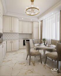Дизайн интерьера 3-комнатной квартиры в ЖК Искра Парк | Фото №2