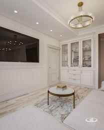 Дизайн интерьера 3-комнатной квартиры в ЖК Искра Парк | Фото №4