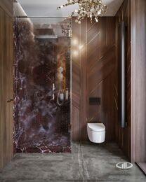Дизайн 3-комнатной квартиры в ЖК Вишневый сад | Фото №11