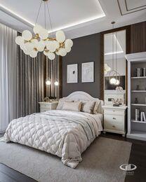 Дизайн 3-комнатной квартиры в ЖК Вишневый сад | Фото №12