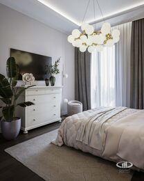 Дизайн 3-комнатной квартиры в ЖК Вишневый сад | Фото №13