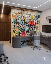 Дизайн 3-комнатной квартиры в ЖК Вишневый сад | Фото №14