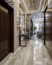 Дизайн 3-комнатной квартиры в ЖК Вишневый сад | Фото №20