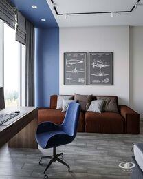 Дизайн интерьера квартиры в ЖК Новочеремушкинская 17 | Фото №10