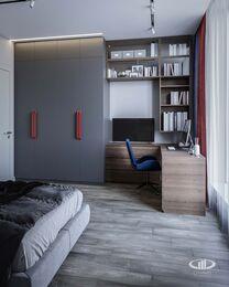 Дизайн интерьера квартиры в ЖК Новочеремушкинская 17 | Фото №7