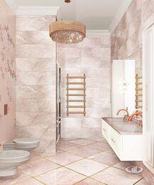Дизайн интерьера дома в стиле Ар-Деко | Мастер С/У | Визуализация №3
