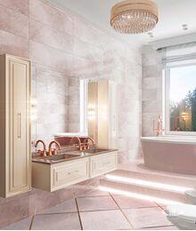 Дизайн интерьера дома в стиле Ар-Деко | Мастер С/У | Визуализация №1