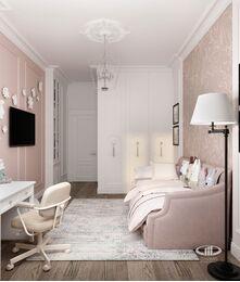 Дизайн интерьера квартиры в ЖК Дыхание | Фото №8