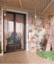Дизайн интерьера квартиры в классическом стиле | Визуализация №16
