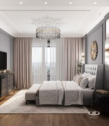 Дизайн интерьера квартиры в ЖК Дыхание | Фото №6