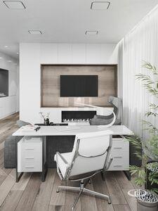Гостиная | 3D визуализация в стиле минимализм