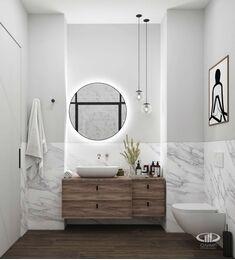 Дизайн интерьера четырехкомнатной квартиры в ЖК Balchug Viewpoint | 3d-визуализация №23