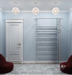 Дизайн интерьера квартиры в ЖК Дыхание | Фото №17
