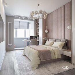Дизайн интерьера большой квартиры в современном стиле | 3d-визуализация №6