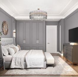 Дизайн интерьера квартиры в ЖК Дыхание | Фото №7